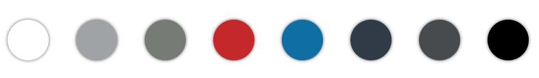 KIA Rio Colours